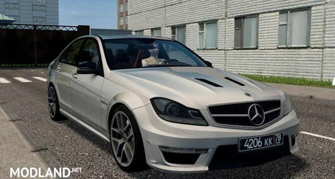Mercedes-Benz C63 AMG W204 [1.5.9]